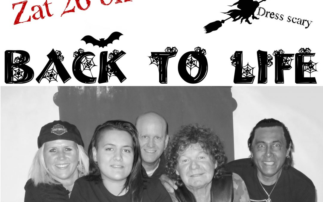 Halloweenparty met BTL 26 okt