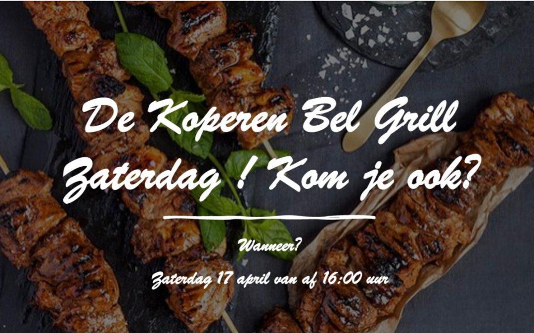 Grill zaterdag